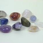 Minerali vari burattati
